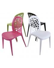 Stylowe krzesło Coco 3 kolory