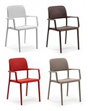 Stylowe krzesło Modern z podłokietnikiem 4 kolory
