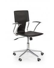 Fotel biurowy Brad czarny w sklepie Dedekor.pl