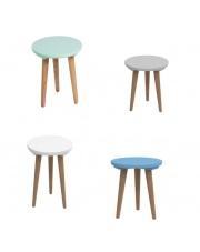 Świetny stolik NOLAN - 4 kolory