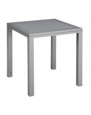 Szary stolik MARTIN aluminium
