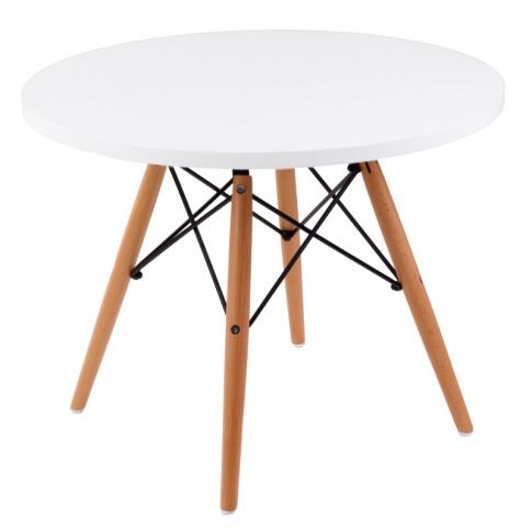 DIANA designerski stolik biel w sklepie Dedekor.pl