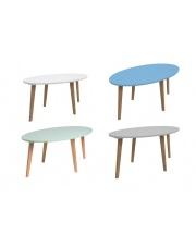 Modny stolik DARYL - 4 kolory