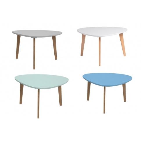OLAF gustowny stolik - 4 kolory w sklepie Dedekor.pl