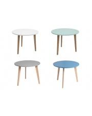 Okrągły stolik GRETO - 4 kolory
