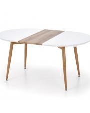 Stół rozkładany HAMLET miodowy dąb w sklepie Dedekor.pl
