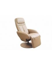 Fotel rozkładany ANTHONY beż