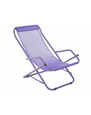 Luksusowy leżak plażowy