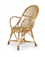 Urocze krzesło ogrodowe AUSTEN