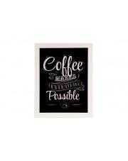 OBRAZ MODERNPIK COFFE WYM.30X40CM