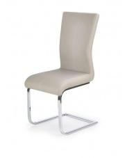 Komfortowe krzesło CECIL cappuccino