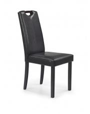 Eleganckie krzesło JEFFREY eco skóra w sklepie Dedekor.pl