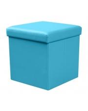 Niebieska pufa MORTIS