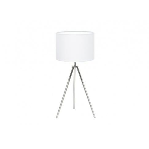 Lampa stołowa BIANKA biała w sklepie Dedekor.pl