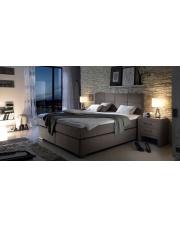 Komfortowe łóżko BRIAN 180 cm - 3 kolory w sklepie Dedekor.pl