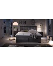 Komfortowe łóżko MONTANA 140 cm w sklepie Dedekor.pl