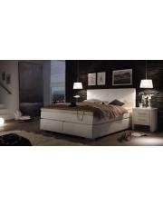 Komfortowe łóżko TAMARIS 160 cm w sklepie Dedekor.pl