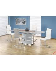 Rozkładany stół OLIVE biały w sklepie Dedekor.pl
