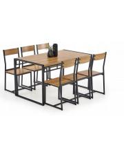 Świetny zestaw stół + krzesła BELLA w sklepie Dedekor.pl