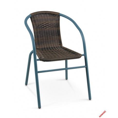 Modne krzesło ogrodowe TREVOR w sklepie Dedekor.pl