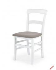 Jasne krzesło FIARA białe w sklepie Dedekor.pl