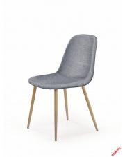 Wygodne krzesło LIBI popiel w sklepie Dedekor.pl