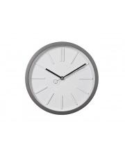 Nowoczesny zegar ścienny śr. 25 cm w sklepie Dedekor.pl