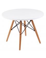 Designerski stolik DAVE biały w sklepie Dedekor.pl