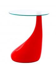 Czerwony stolik RAVENA w sklepie Dedekor.pl