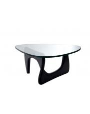 Wyjątkowy stolik ARITIS szklany blat w sklepie Dedekor.pl