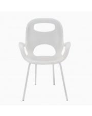 Białe krzesło MARYA  w sklepie Dedekor.pl