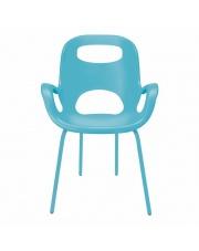 Ciekawe krzesło MARYA niebieskie w sklepie Dedekor.pl