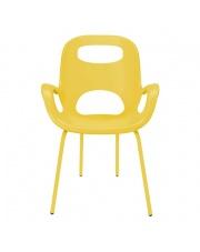 Oryginalne krzesło MARYA żółte w sklepie Dedekor.pl