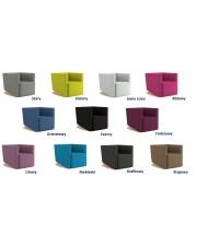 Oryginalny fotel DOMMIE - 11 kolorów w sklepie Dedekor.pl