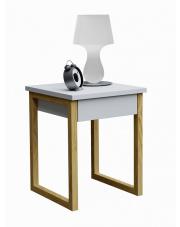Skandynawski stolik nocny Inelo D10 w sklepie Dedekor.pl