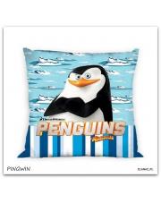 Poszewka na poduszkę Pingwin 40 x 40 cm