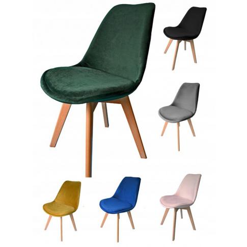 krzesło DALIEN - różne kolory w sklepie Dedekor.pl