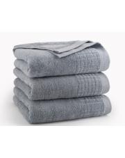 Szary ręcznik PAULO 70x140 cm w sklepie Dedekor.pl
