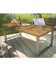 Stół ogrodowy drewniany 180cm