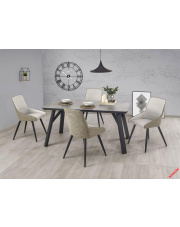Modernistyczny stół HALIEN w sklepie Dedekor.pl