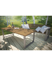 Ogrodowy stół drewniany 150 cm