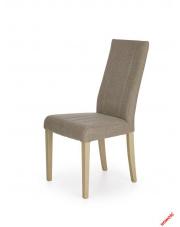 Stylowe krzesło OLIS - buk w sklepie Dedekor.pl