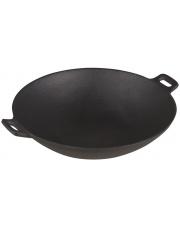 Żeliwny wok - 31 cm