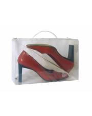Praktyczne pudełko na buty damskie