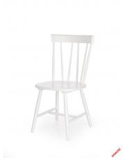 Znakomite krzesło PIKO - białe w sklepie Dedekor.pl