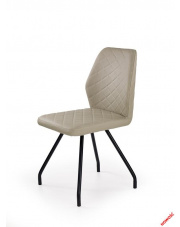 Piękne krzesło RAFAELLO - cappuccino w sklepie Dedekor.pl
