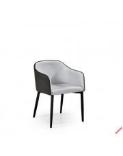 Komfortowe krzesło TRENDO - eco skóra w sklepie Dedekor.pl