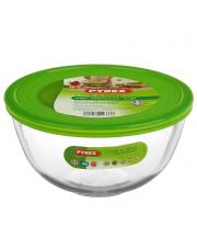 Salaterka żaroodporna z pokrywką Cook & Store 16 cm / 1 l PYREX w sklepie Dedekor.pl