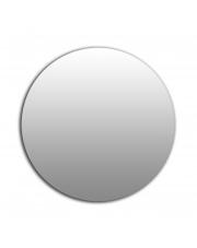 Nowoczesne lustro okrągłe MONTO - 80 x 80 cm