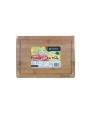 Deska bambusowa do krojenia Paloma 28 x 20 x 1,5 cm AMBITION w sklepie Dedekor.pl